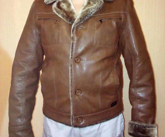 Мужская зимняя куртка. Фото 2. Сыктывкар.