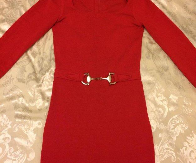 Элегантное красное платье love republic. Фото 2. Санкт-Петербург.