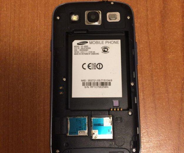 Samsung galaxy s3 gt-i9300. Фото 3. Воронеж.