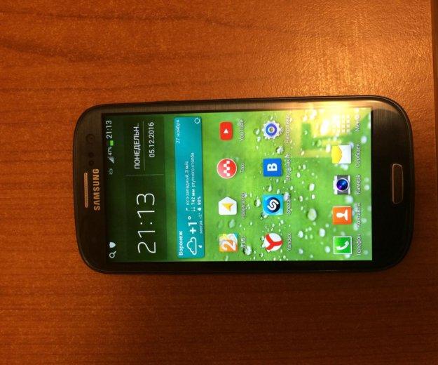 Samsung galaxy s3 gt-i9300. Фото 2. Воронеж.