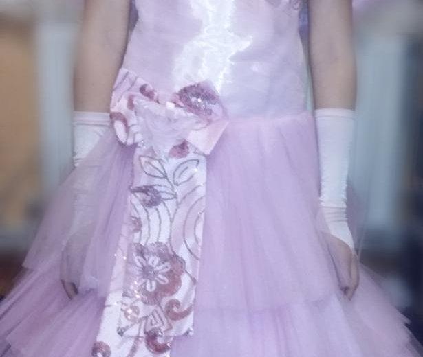 Новогоднее платье для девочек. Фото 2. Новомосковск.