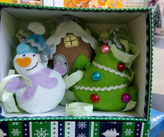 Игрушки на елку (набор), можно поштучно. Фото 3. Москва.