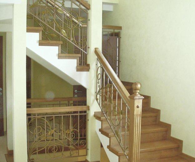 Изготовление лестниц. Фото 3.