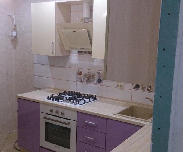 Установка кухни. Фото 4. Тула.