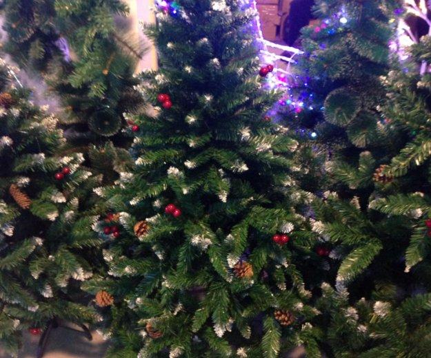 Искусственная елка. Фото 1. Иркутск.