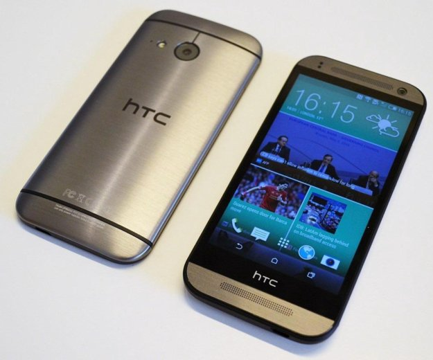 Htc one mini 2 (gray). Фото 1. Новомосковск.