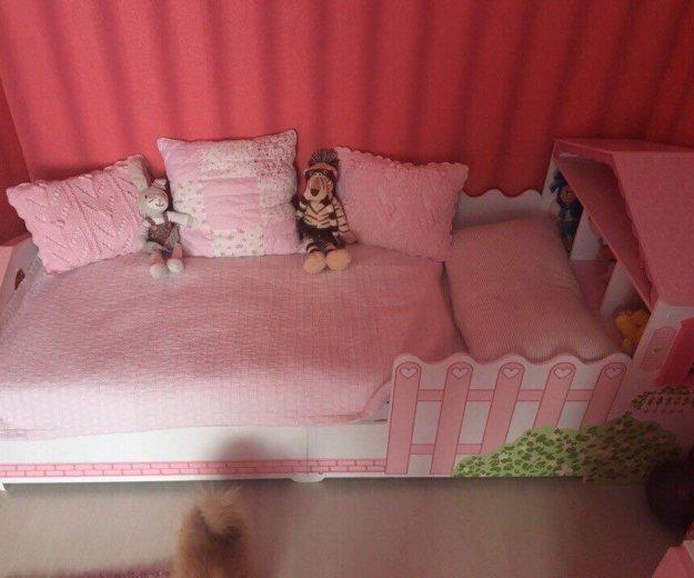 Детская кроватка. Фото 2. Мегион.