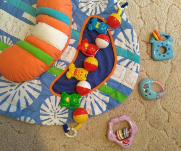 Развивающий коврик с подушечкой. Фото 2. Жуковский.