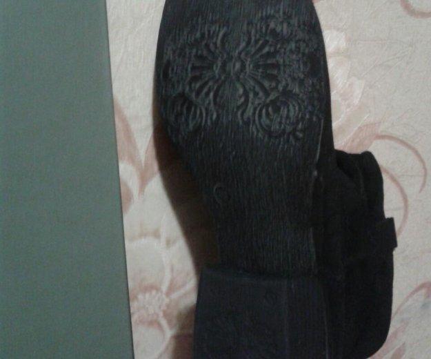 Ботинки полусапожки карнаби. Фото 3. Уфа.