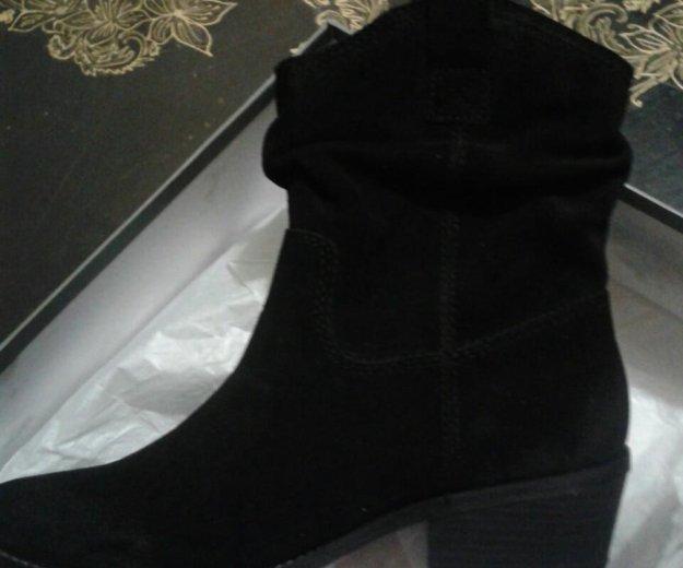 Ботинки полусапожки карнаби. Фото 4. Уфа.
