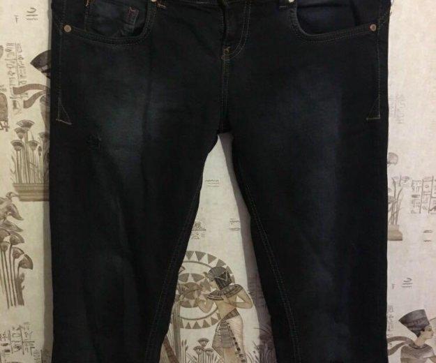 Новые джинсы bershka. Фото 3. Железнодорожный.