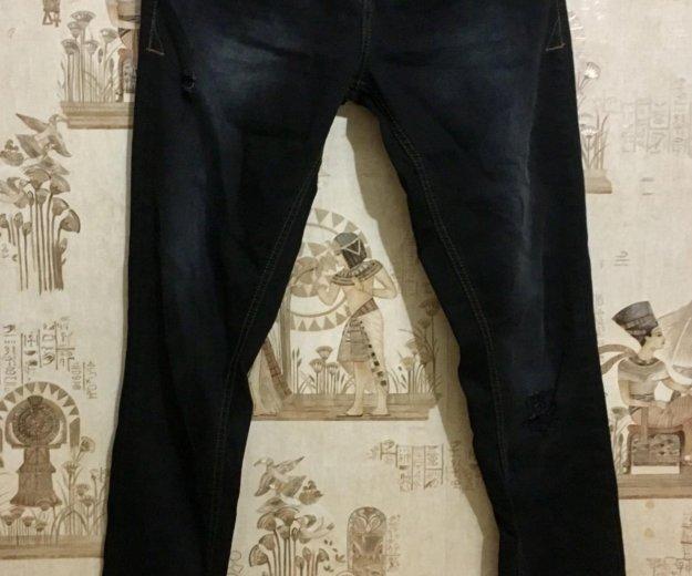 Новые джинсы bershka. Фото 1. Железнодорожный.