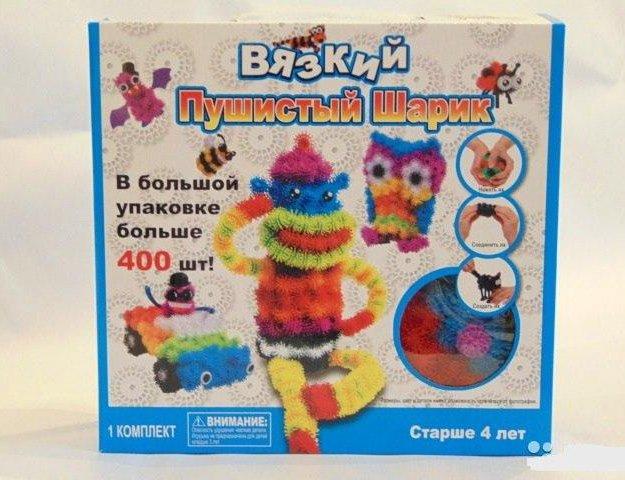 Пушистый шарик 600шт. Фото 1. Челябинск.