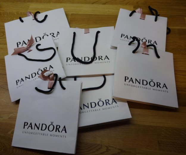 Оригинальные пакеты pandora. Фото 1. Анапа.
