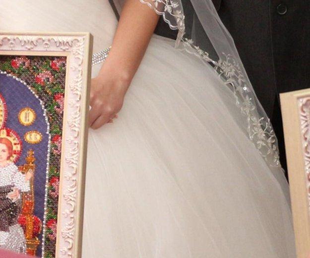 Свадебное платье и фата. Фото 3. Орел.