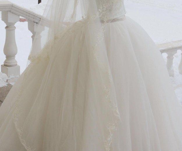 Свадебное платье и фата. Фото 4. Орел.