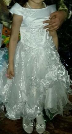 Платья для девочки. Фото 4. Зеленоград.