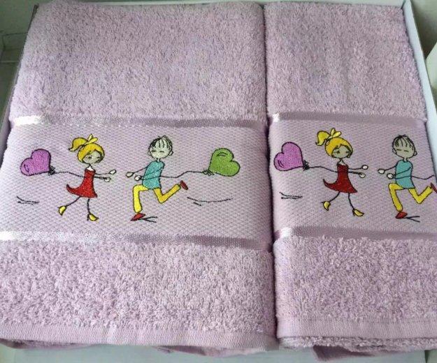 Оригинальные полотенца. Фото 2. Зеленоград.