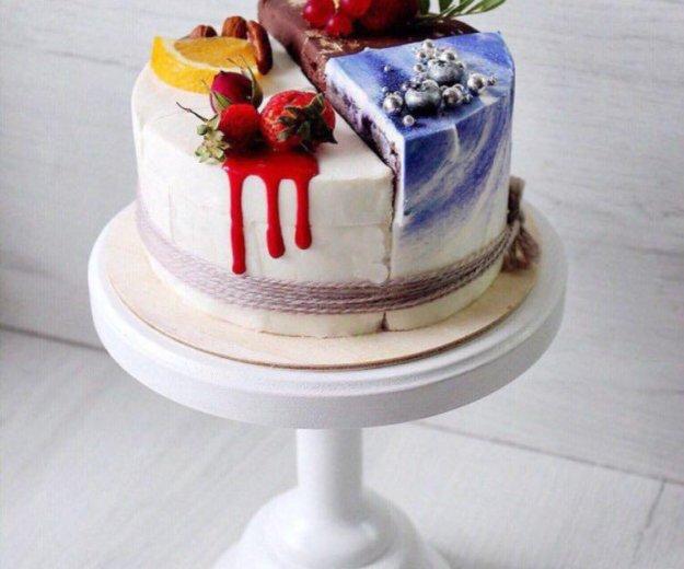 Торт на заказ.новогодние четвертинки.. Фото 1. Москва.