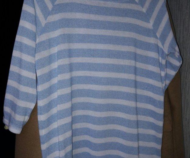 🔴🔴🔴.кофта туника блуза 40-44 отличное состояние. Фото 4. Санкт-Петербург.