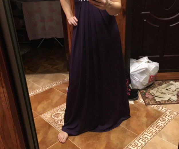 Вечернее платье. Фото 4. Москва.
