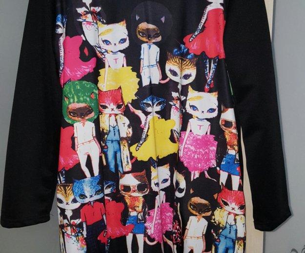 Платье туника. Фото 2. Клин.