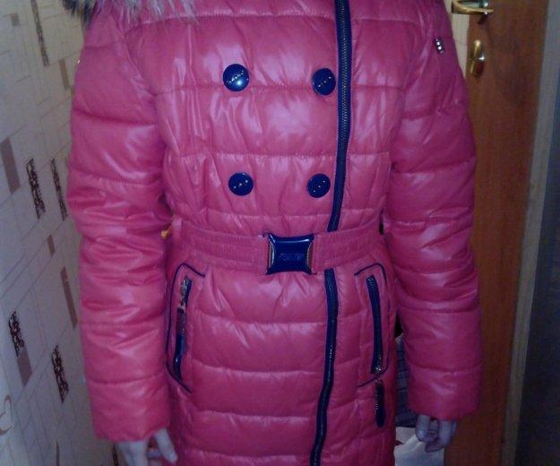 Палто  зимние fosb на девочку140р очень теплое. Фото 1. Санкт-Петербург.