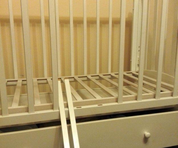 Детская кроватка. Фото 2. Москва.