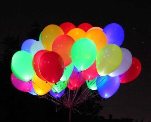 Гелиевые шары. Фото 4. Москва.