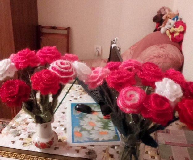 Цветы ручной работы. Фото 3. Альметьевск.