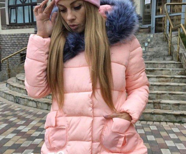 Новинка 2016 года пуховик miss fofo.. Фото 2. Владивосток.
