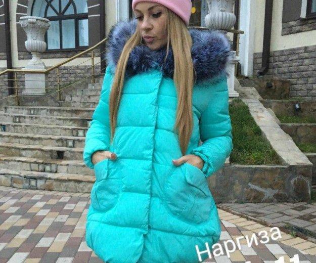 Новинка 2016 года пуховик miss fofo.. Фото 3. Владивосток.