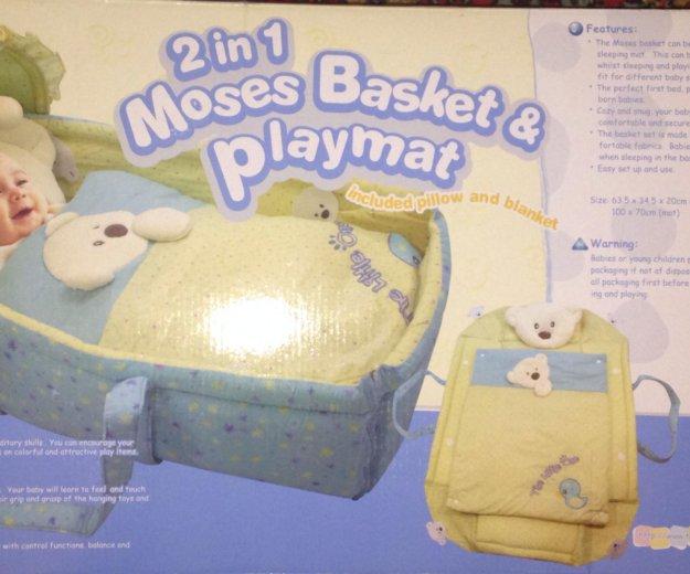 Переноска-коврик для малыша. Фото 2. Подольск.