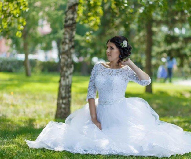 Свадебное платье. Фото 4. Барнаул.