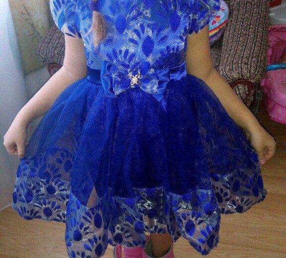 Новое платье. Фото 1. Гатчина.