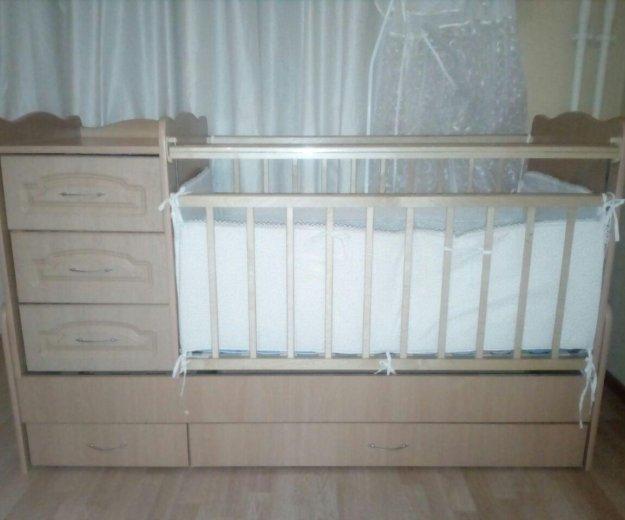 Кроватка + подарки. Фото 2. Екатеринбург.