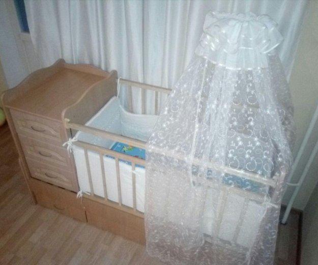 Кроватка + подарки. Фото 3. Екатеринбург.
