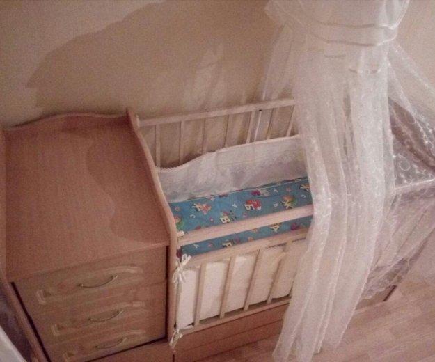Кроватка + подарки. Фото 4. Екатеринбург.