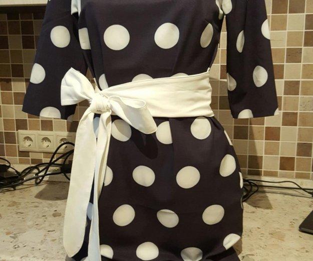 Новое платье. Фото 2. Видное.