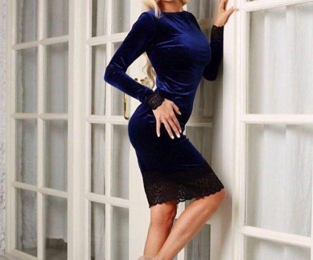 Новое бархатное платье. Фото 3. Ногинск.