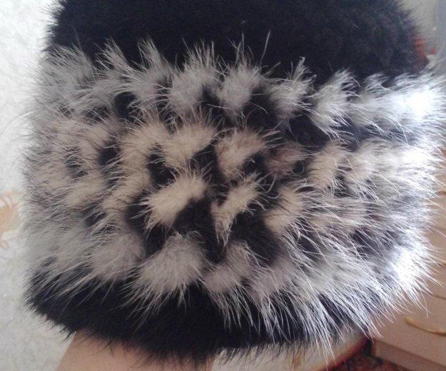 Норковая шапка. Фото 2. Барнаул.