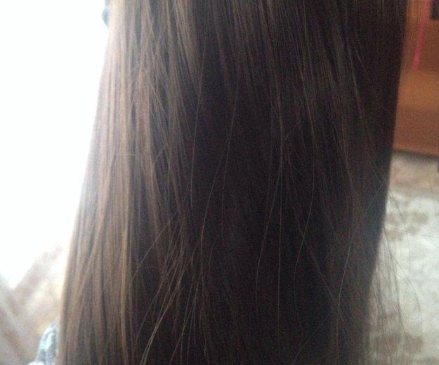 Накладные волосы на заколаках. Фото 2. Нижневартовск.