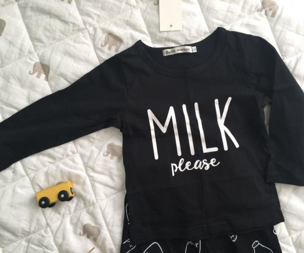 Новый комплект  milk 18-24. Фото 2. Подольск.