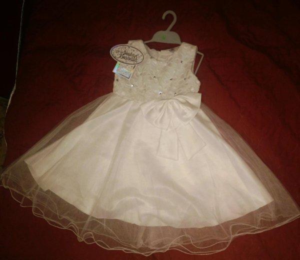 Новая нарядная платья для девочки. Фото 1. Астрахань.