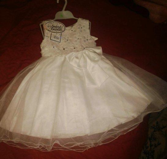 Новая нарядная платья для девочки. Фото 2. Астрахань.