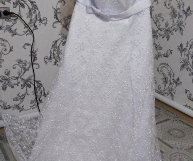 Свадебное платье. Фото 3. Туймазы.