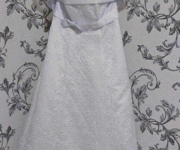 Свадебное платье. Фото 2. Туймазы.