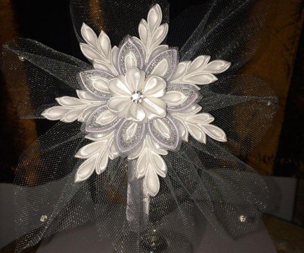 Снежинка/корона. Фото 3. Подольск.