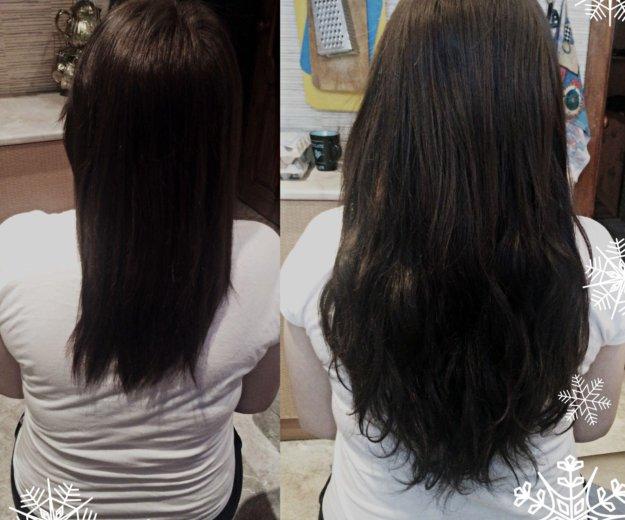 Наращивание волос. Фото 1. Барнаул.