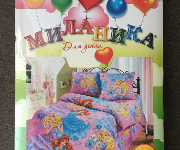 Комплект постельного белья для детей. Фото 1. Красноярск.